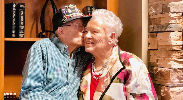 90-YEAR-OLD COUPLE PLANS WEDDING, PROVES IT'S NEVER TOO LATE